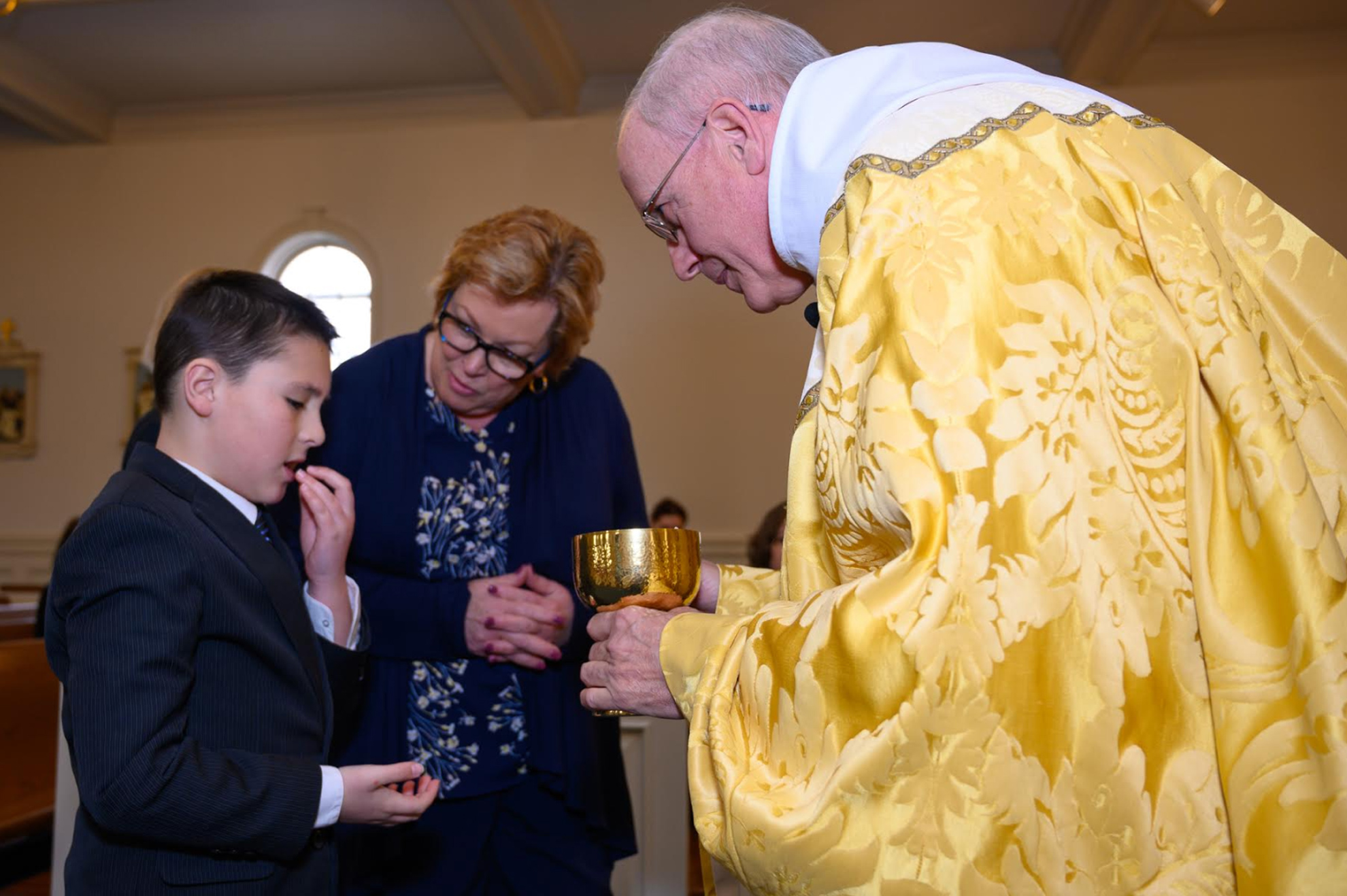 Pope To Meet With Autistic Kids To End >> Autism The Sacraments St Peter S Chuch
