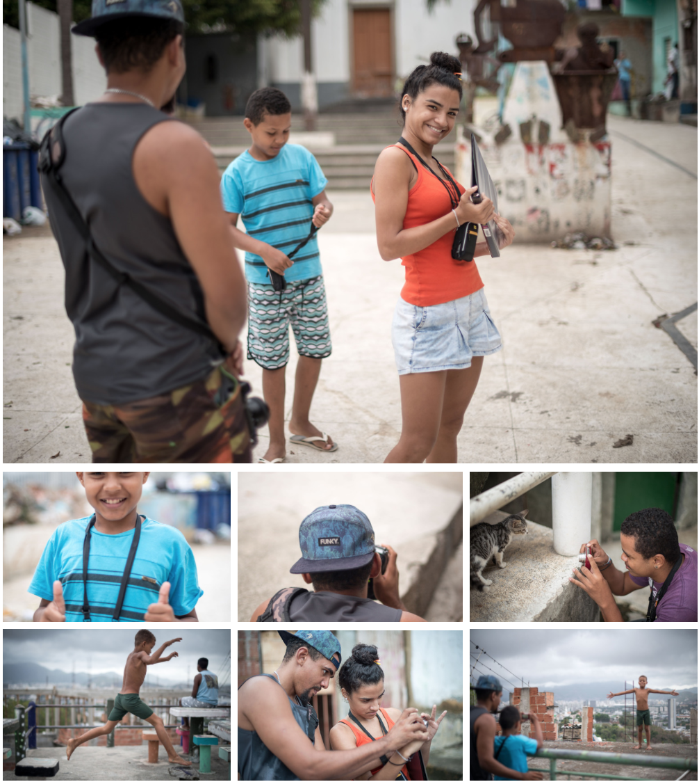 All images credited to Scott Bennett and Snapshot Project: Rio de Janerio, Brazil