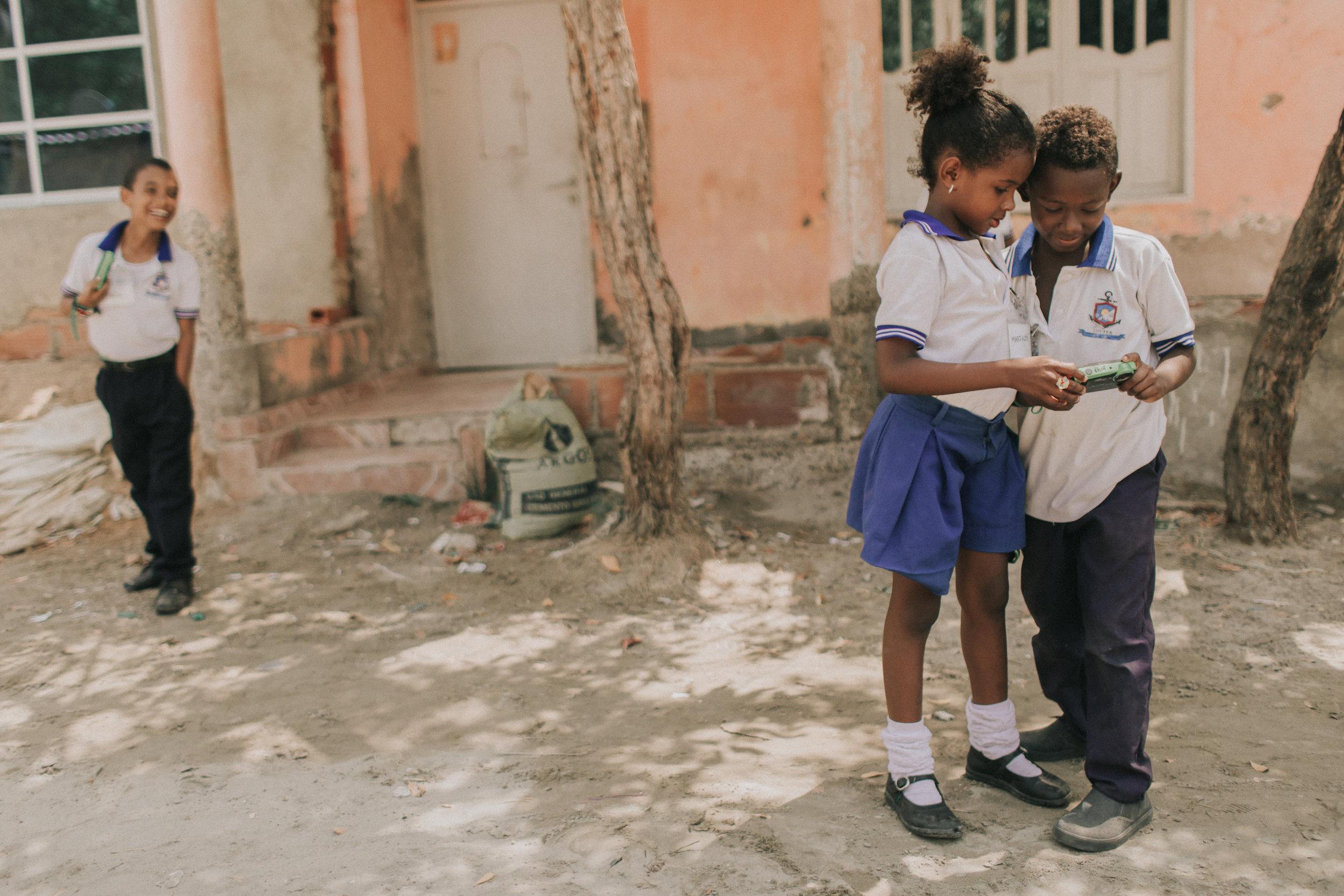 ORGANIZATIONS - Schools + Community Centers + Children's Homes