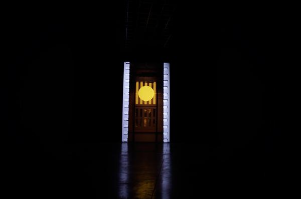 Tacita Dean, FILM , 2011 (install, ACCA 2013) Photograph: Maura Edmond