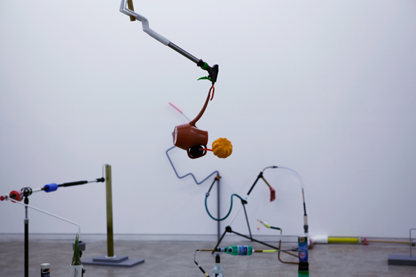 Nathan Gray,  Things That Fit Together  , 2014 (detail) Courtesy the artist and Utopian Slumps Photograph: Maura Edmond