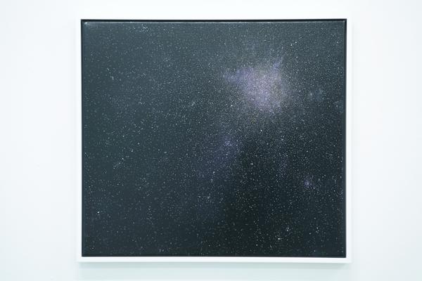 Leanne Hermosilla, Space-Time V , 2014 Photograph: Maura Edmond