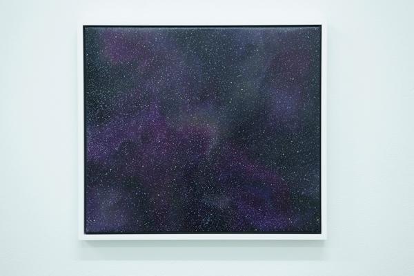 Leanne Hermosilla, Space-Time VI , 2014 Photograph: Maura Edmond