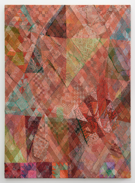 Samson Martin,  Autumn Sequence: Autumn Prelude/Autumn Leaves/Autumn Echo , 2015 Courtesy the artist and Tristian Koenig