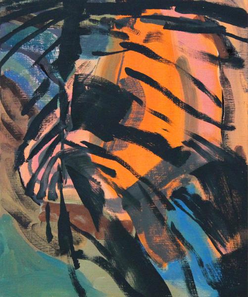 Laura Skerlj, Black Palm , 2015 Courtesy the artist
