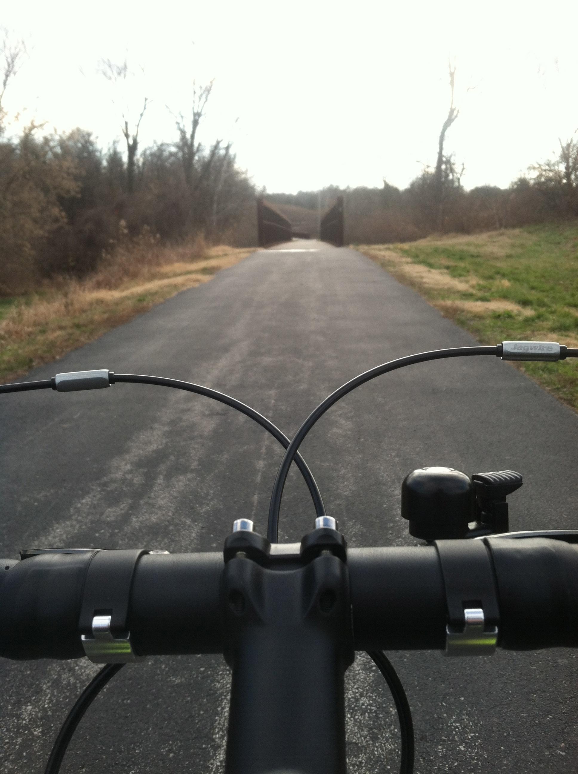 Gotta ride