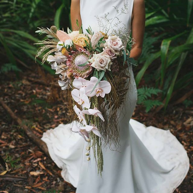Brontes dreamy trailing bouquet 🌾