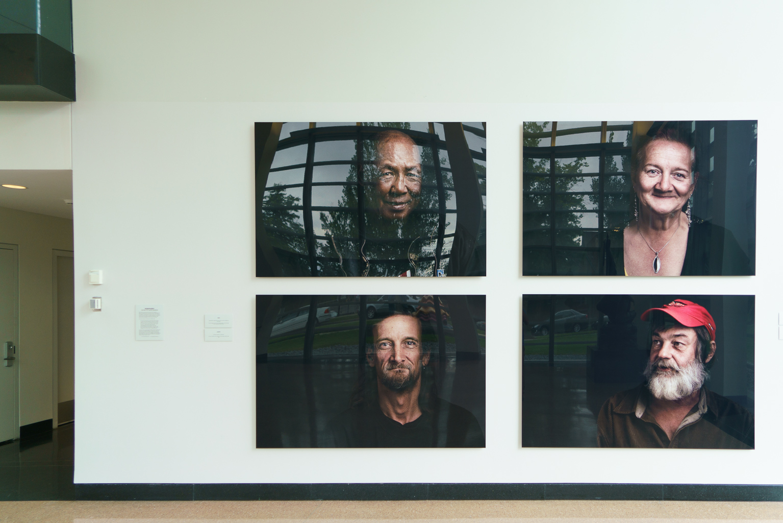 """Aaron Anderson's """"Periphery"""" exhibit at Colorado Springs Fine Arts Center"""