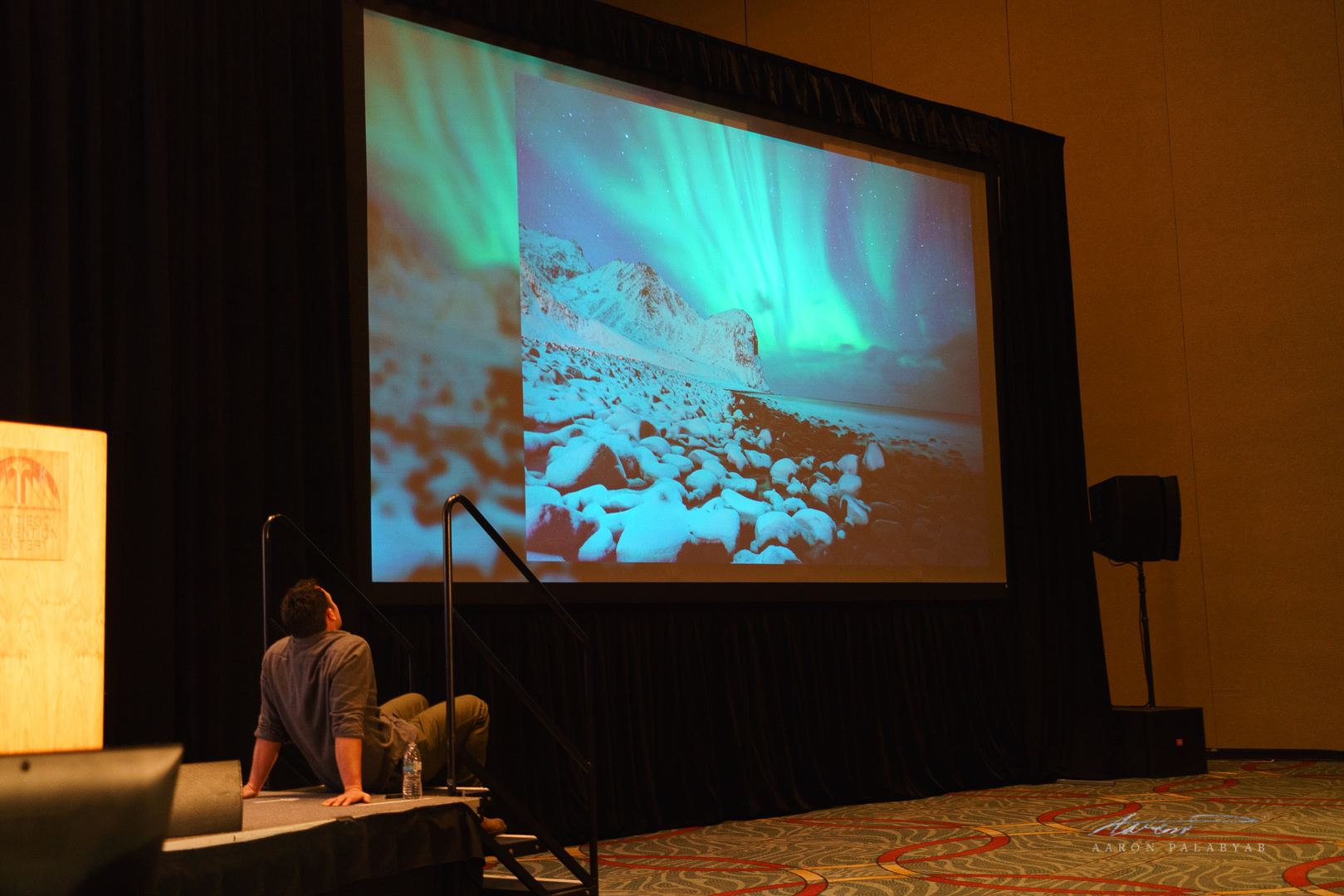 Appreciating the journey via a video he shared with the audience at Adobe MAX