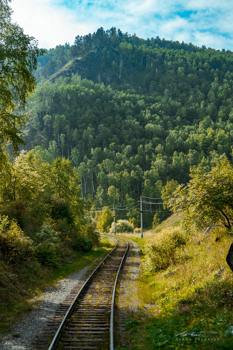 The beauty of Siberia in the summer, as seen from the Grand Trans-Siberian Express