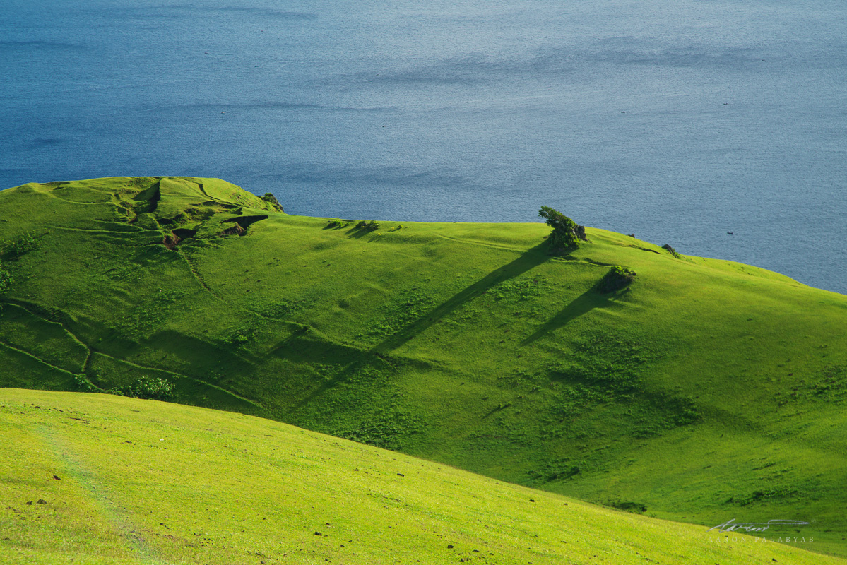 The Lines of my Earth I (Batanes)