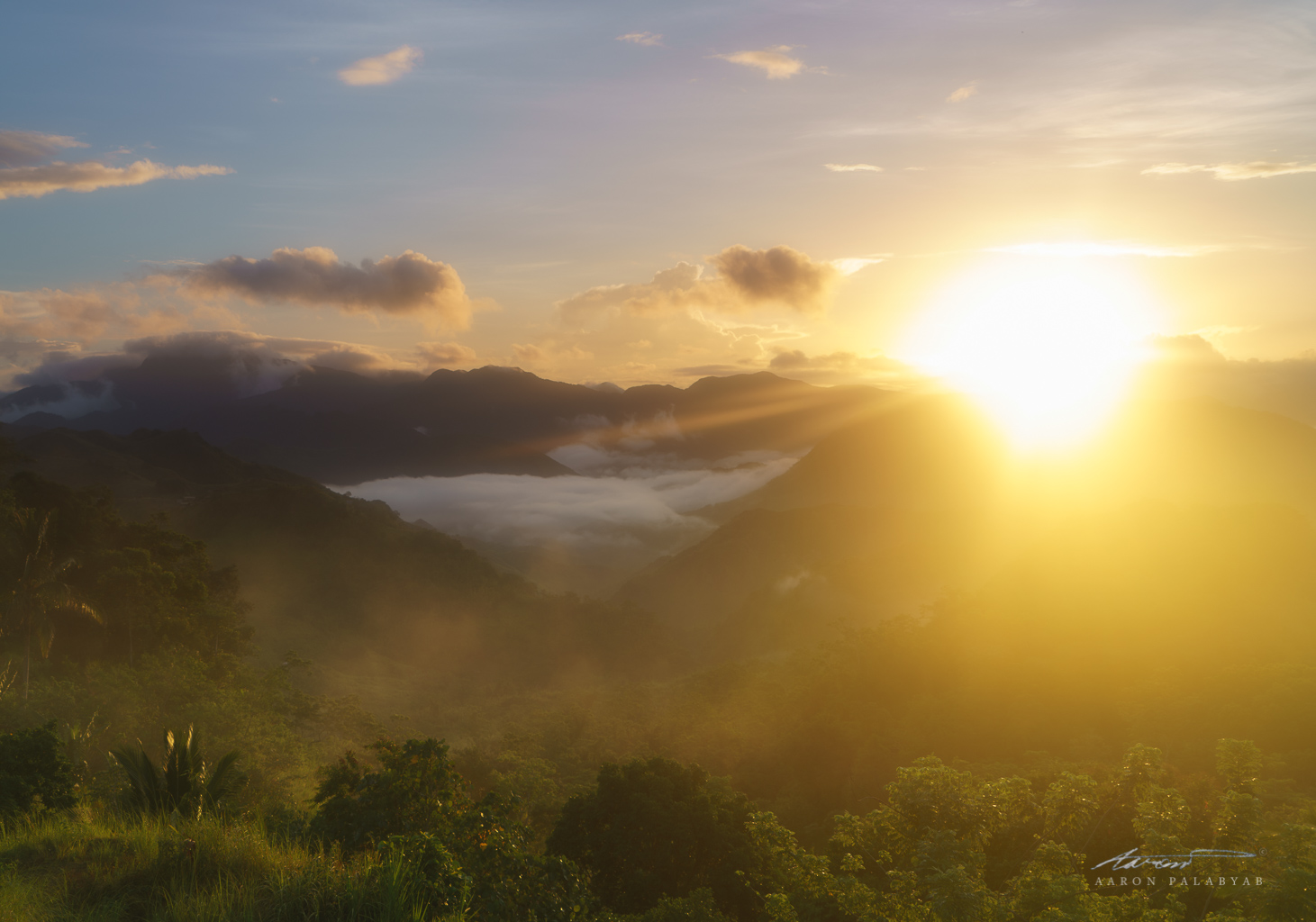 Sierra Madre Sunrise