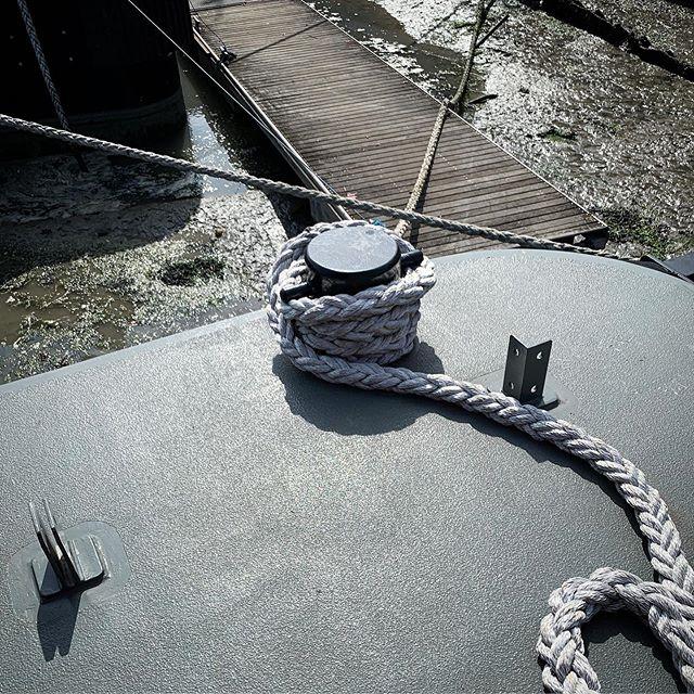 Marine calmness.. #pontoonbuilding