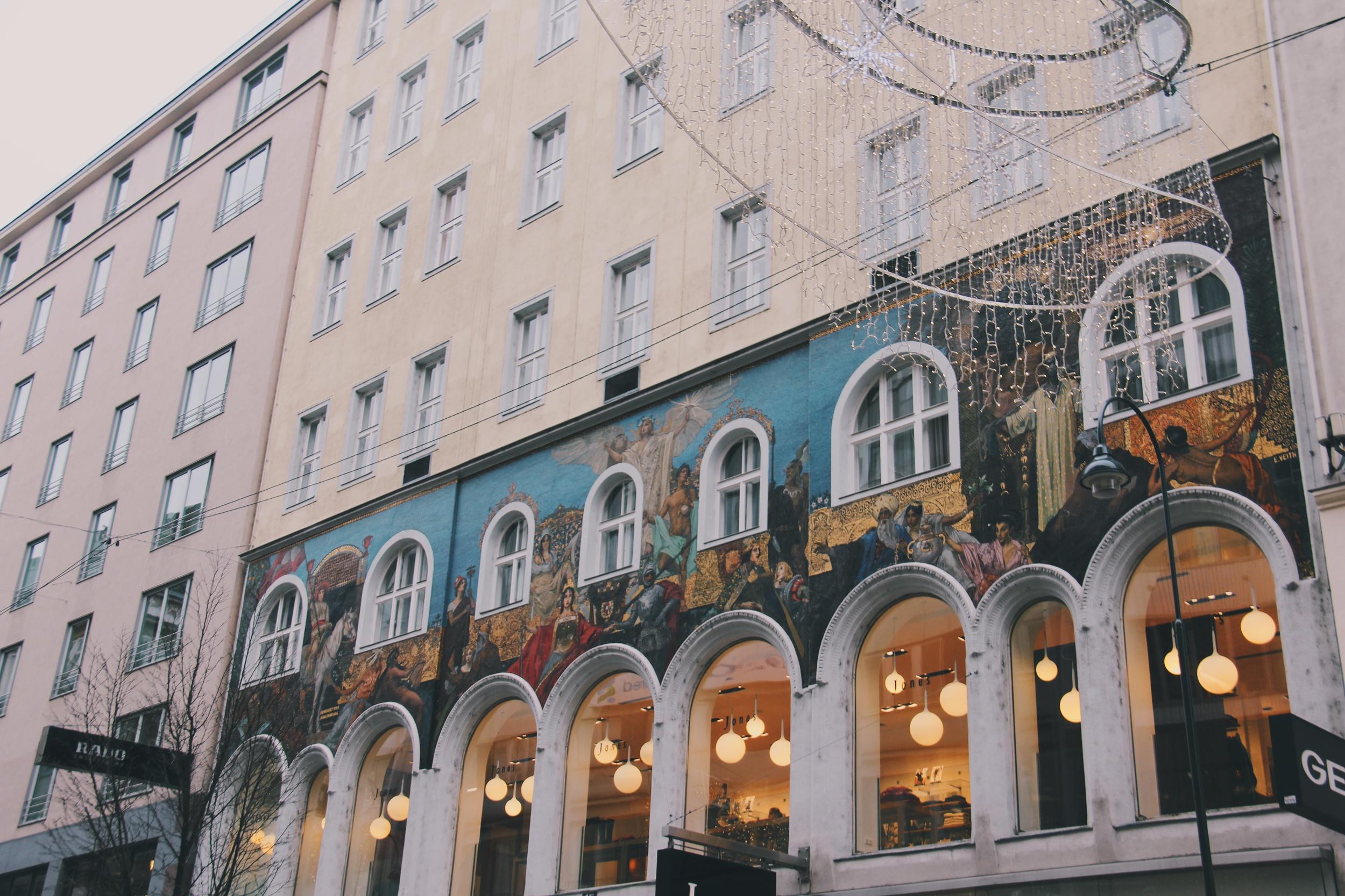 Einkaufsstrasse_Wien