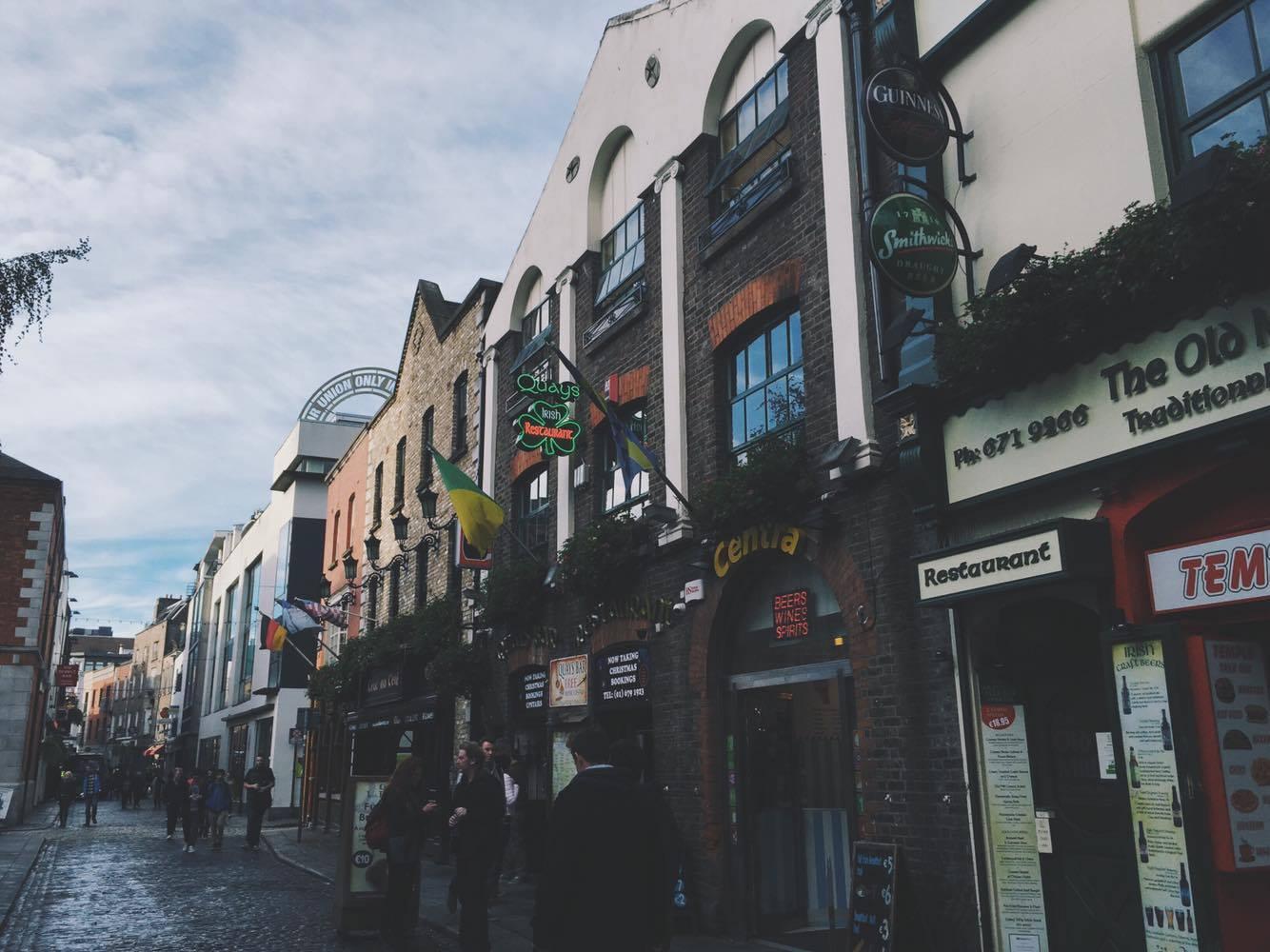 Dublin Annina Berweger