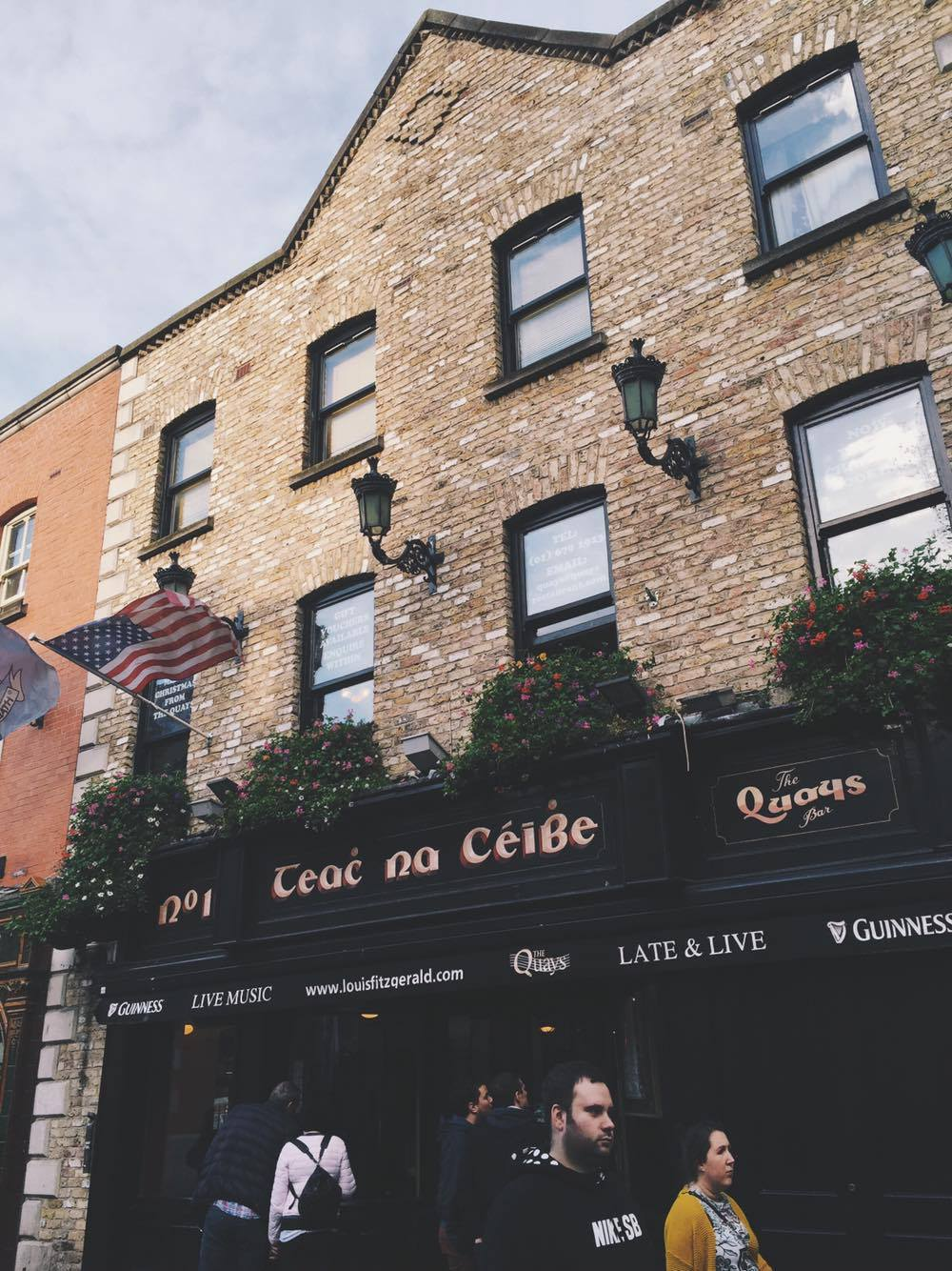 The Quays Temple Bar