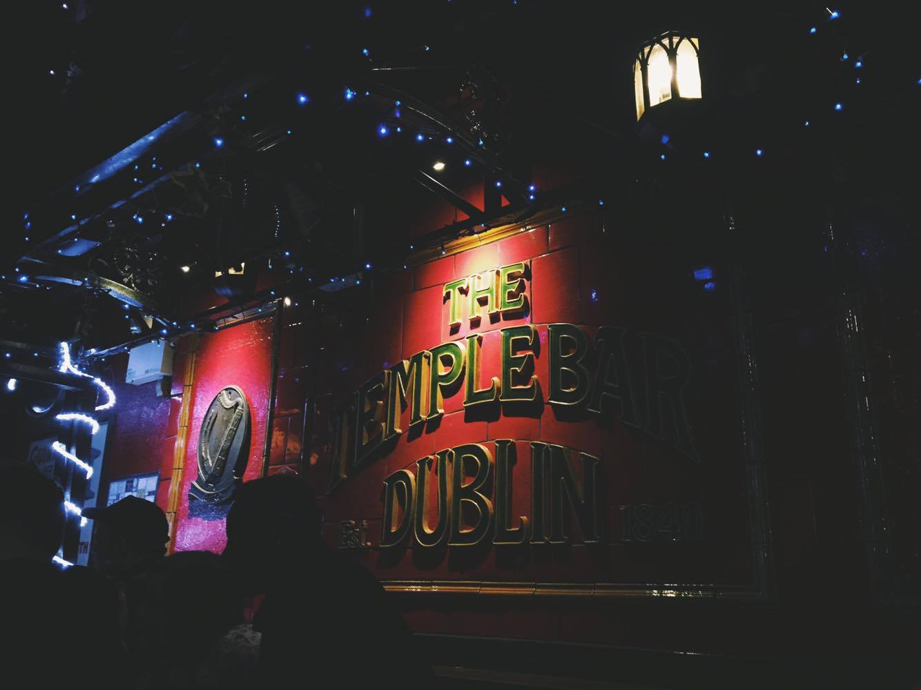 The Temple Bar Dublin Annina Berweger