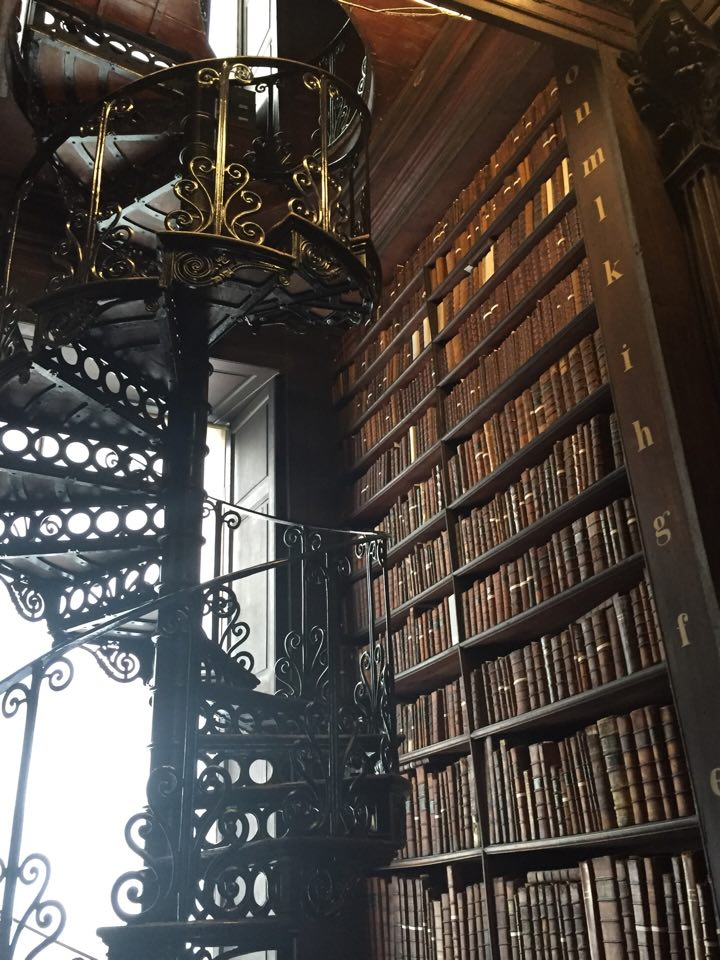 Trinity College Bibliothek