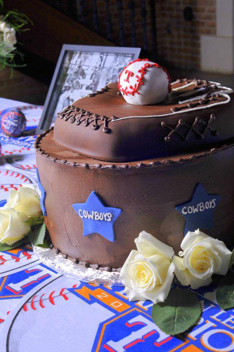 custom-grooms-cake-chocolate-texas-rangers-baseball-glove-dallas-cowboys-stars.jpg