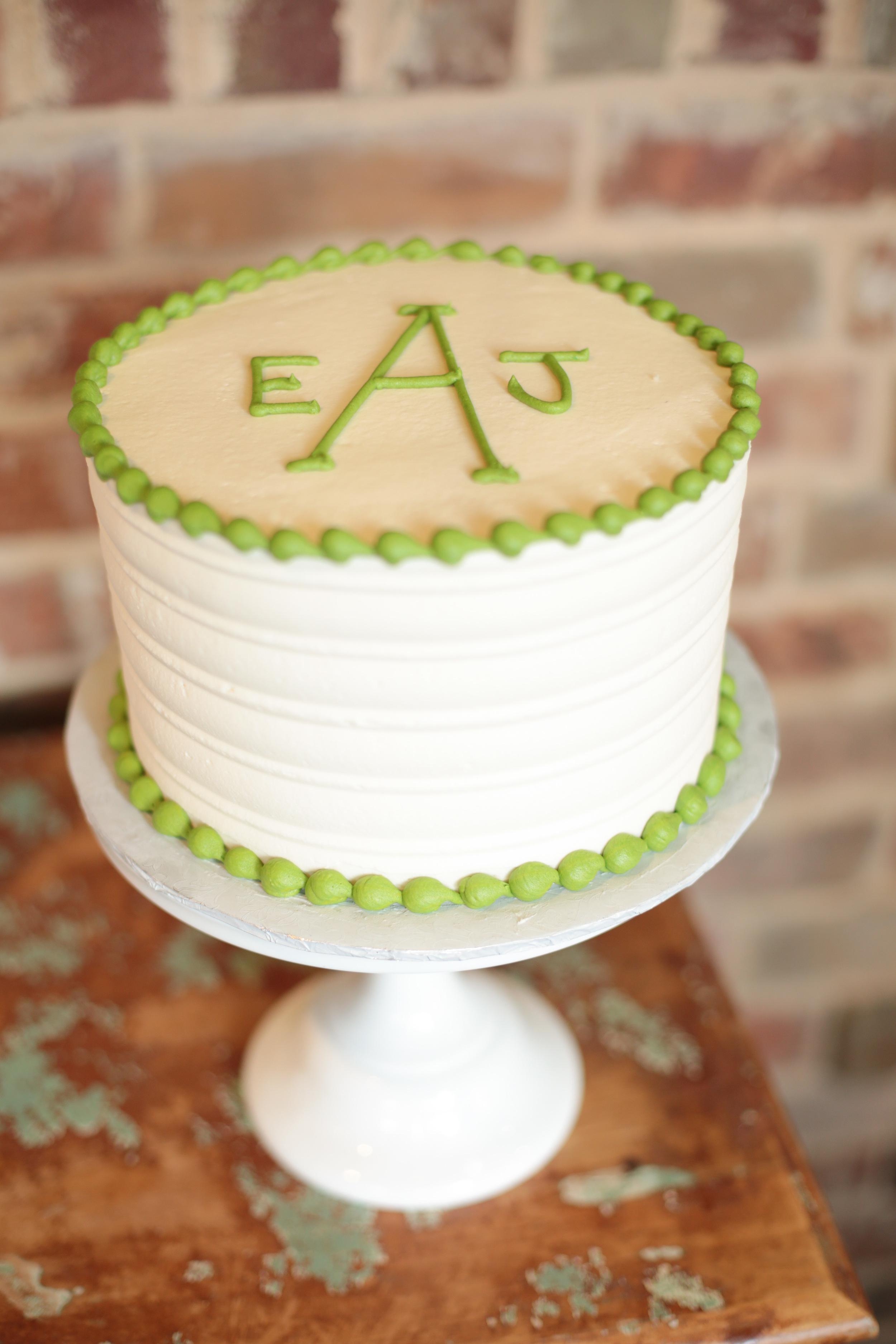 sugarbeesweets-signature-cake-combed-texture-buttercream-monogram.jpg