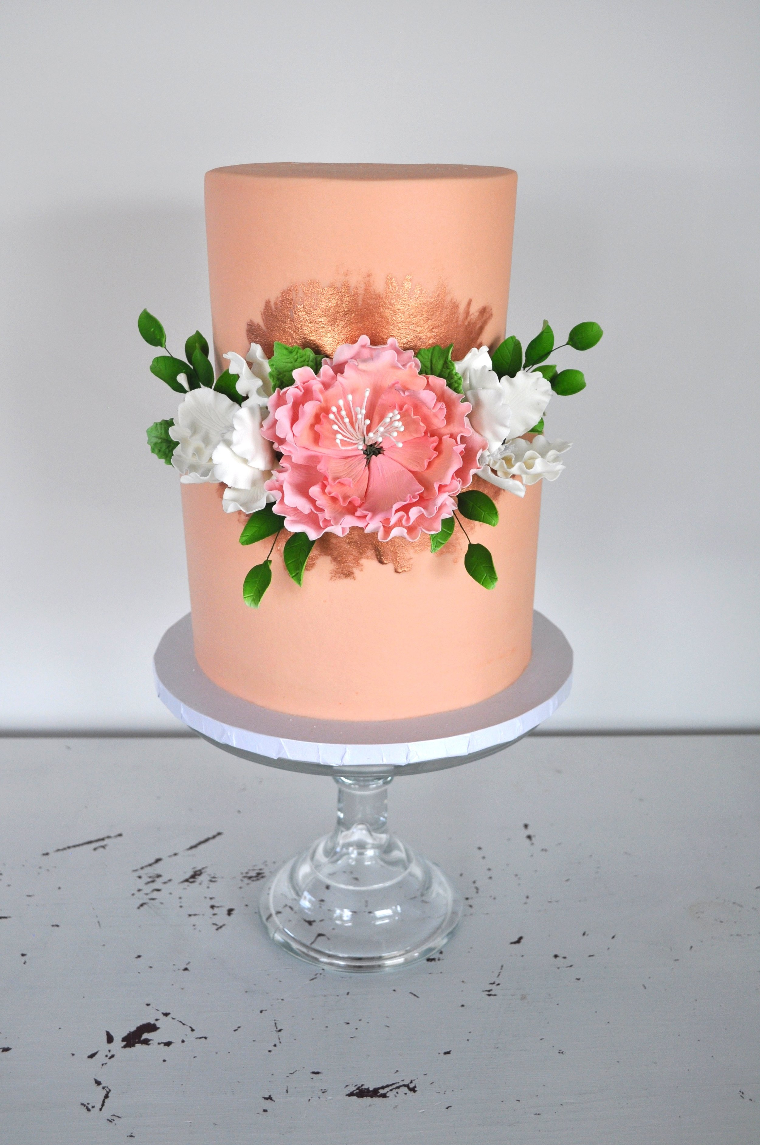 Two Tier Floral Cake.jpg