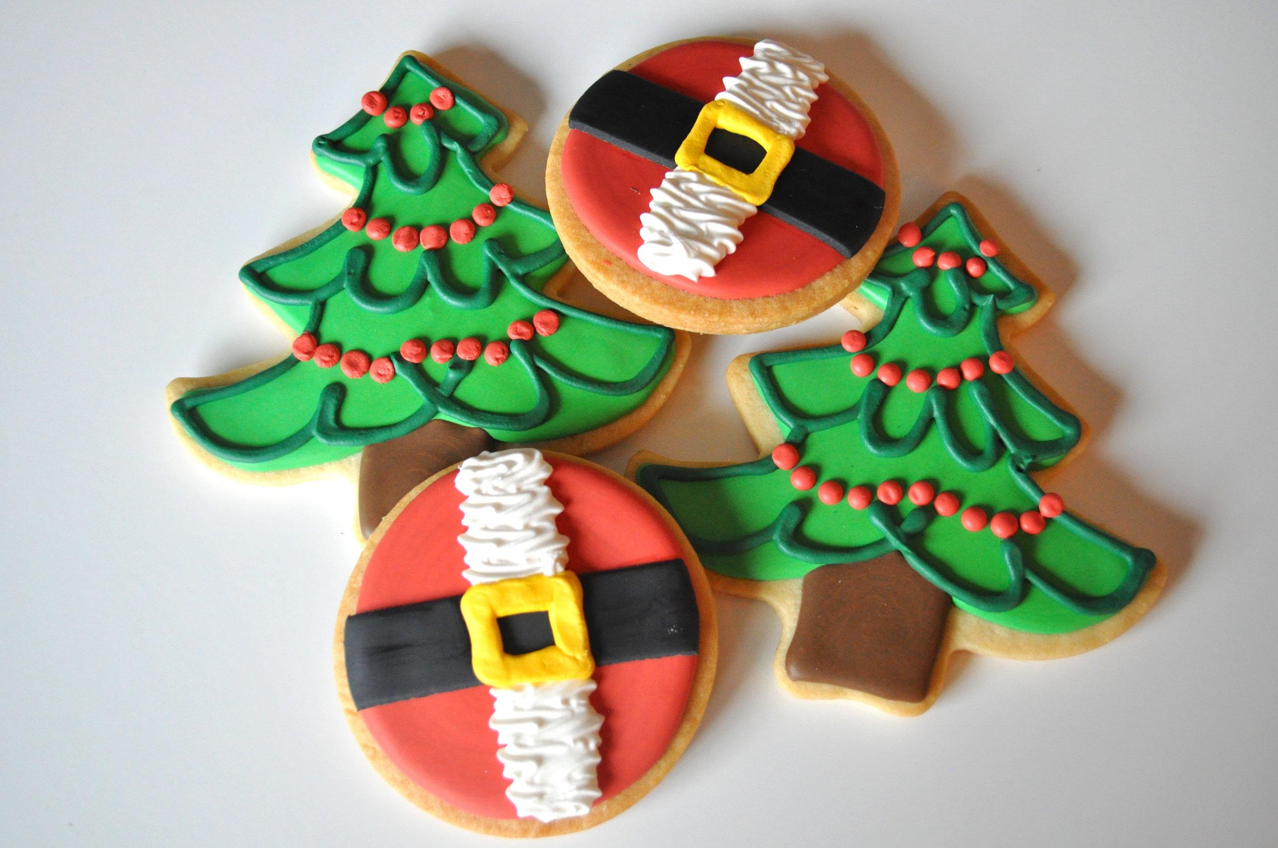 christmas tree:santa sugar cookies.jpg