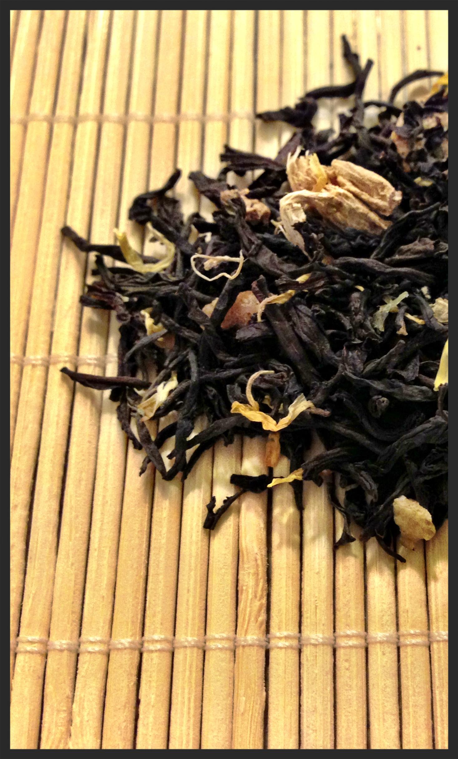 Tea on Bamboo