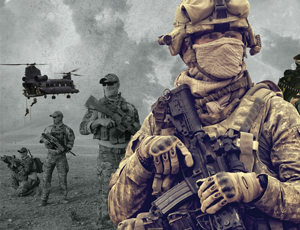 NATO SPECIAL OPERATIONS WEB + POSTERS + MILITARY HERALDRY