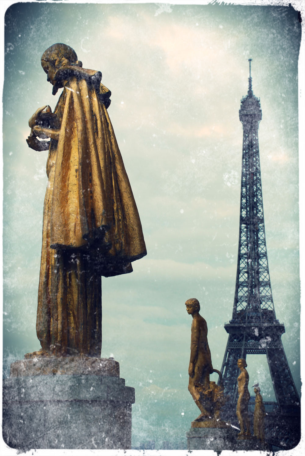 Trocadéro, Paris France