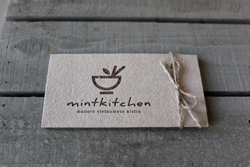MK Business Card Proposal