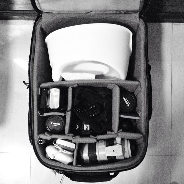 My daily camera bag