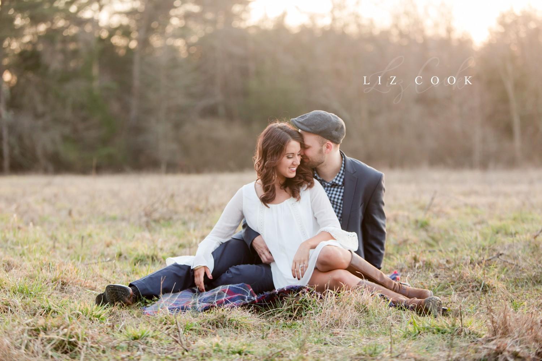 Lucas & Rebecca - Lynchburg Wedding Photographer