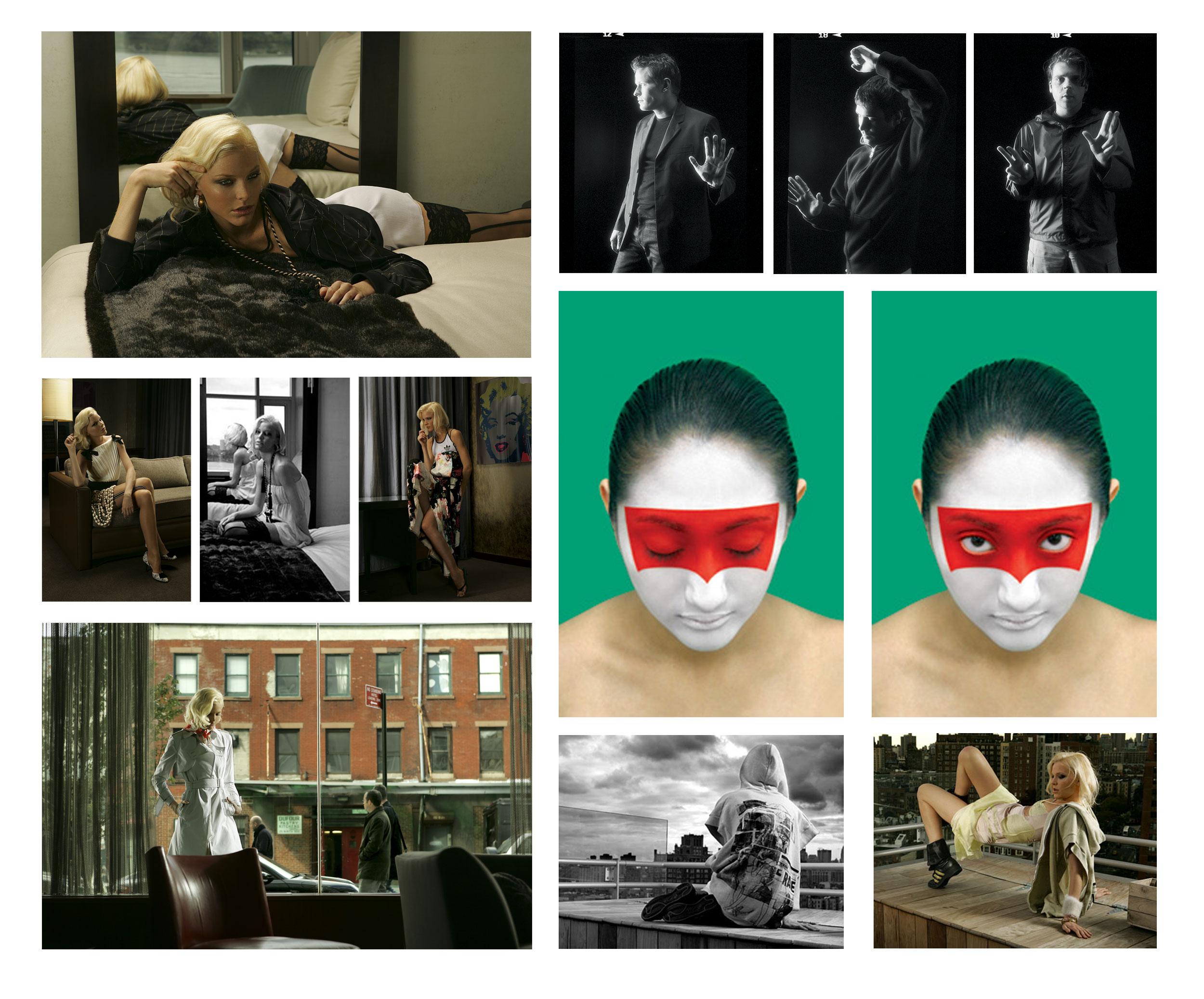 Photography - Juan Oculus • Michael Robinson • Matt Wil