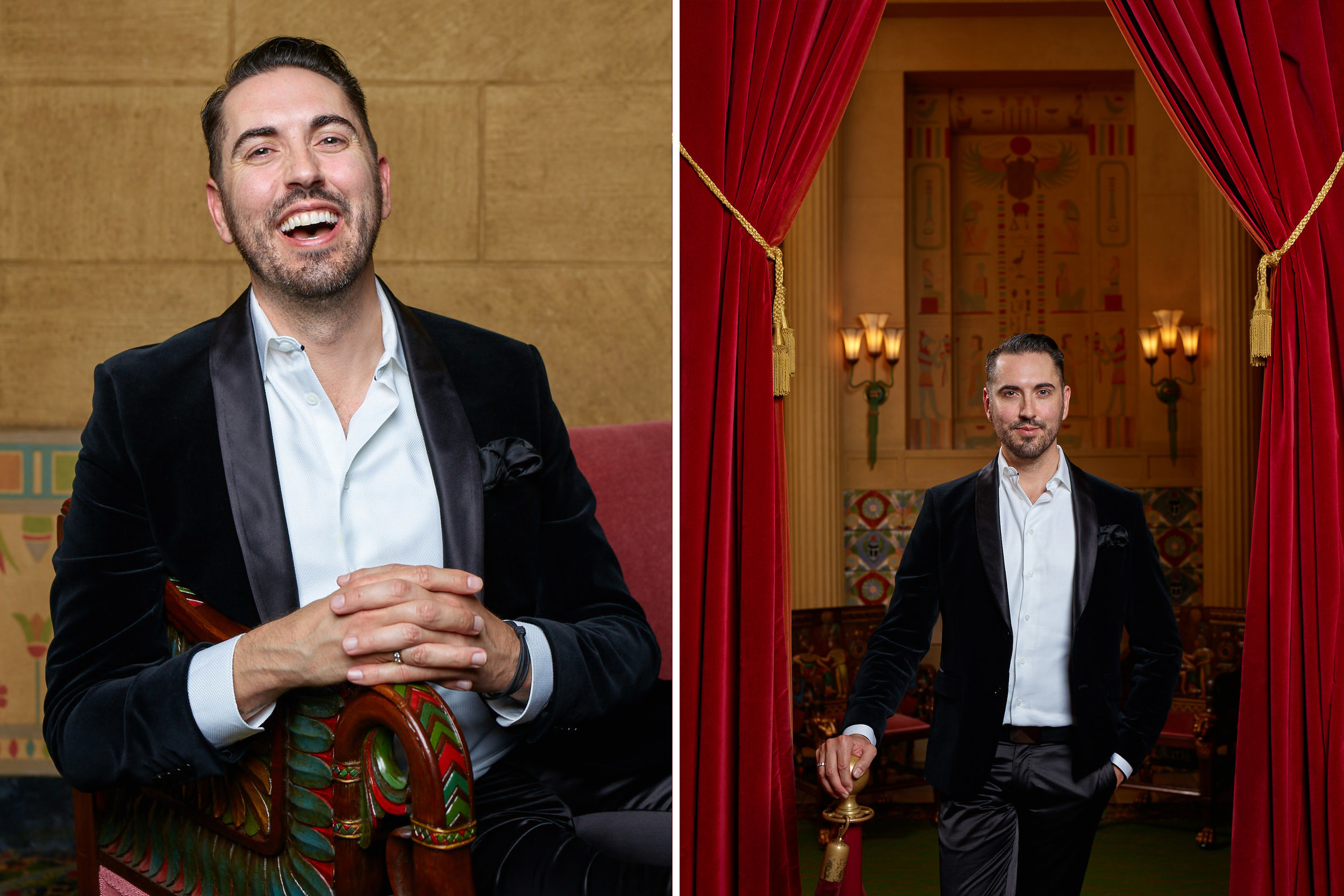 Brian Clowdus : Artistic Director of Serenbe Playhouse