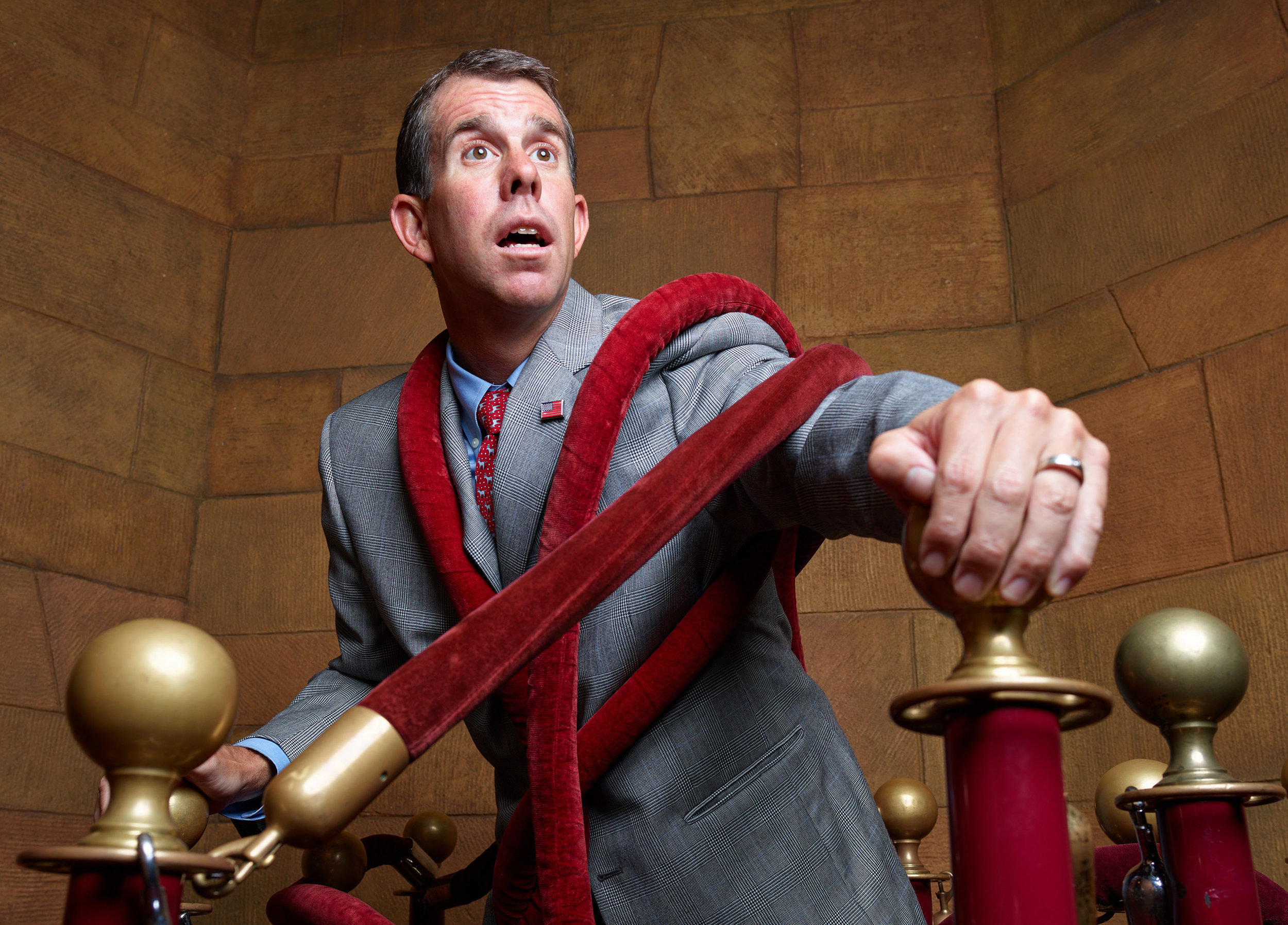 Jamie Bendall : Lawyer, Comedian, & co-owner of The Punchline Comedy Club