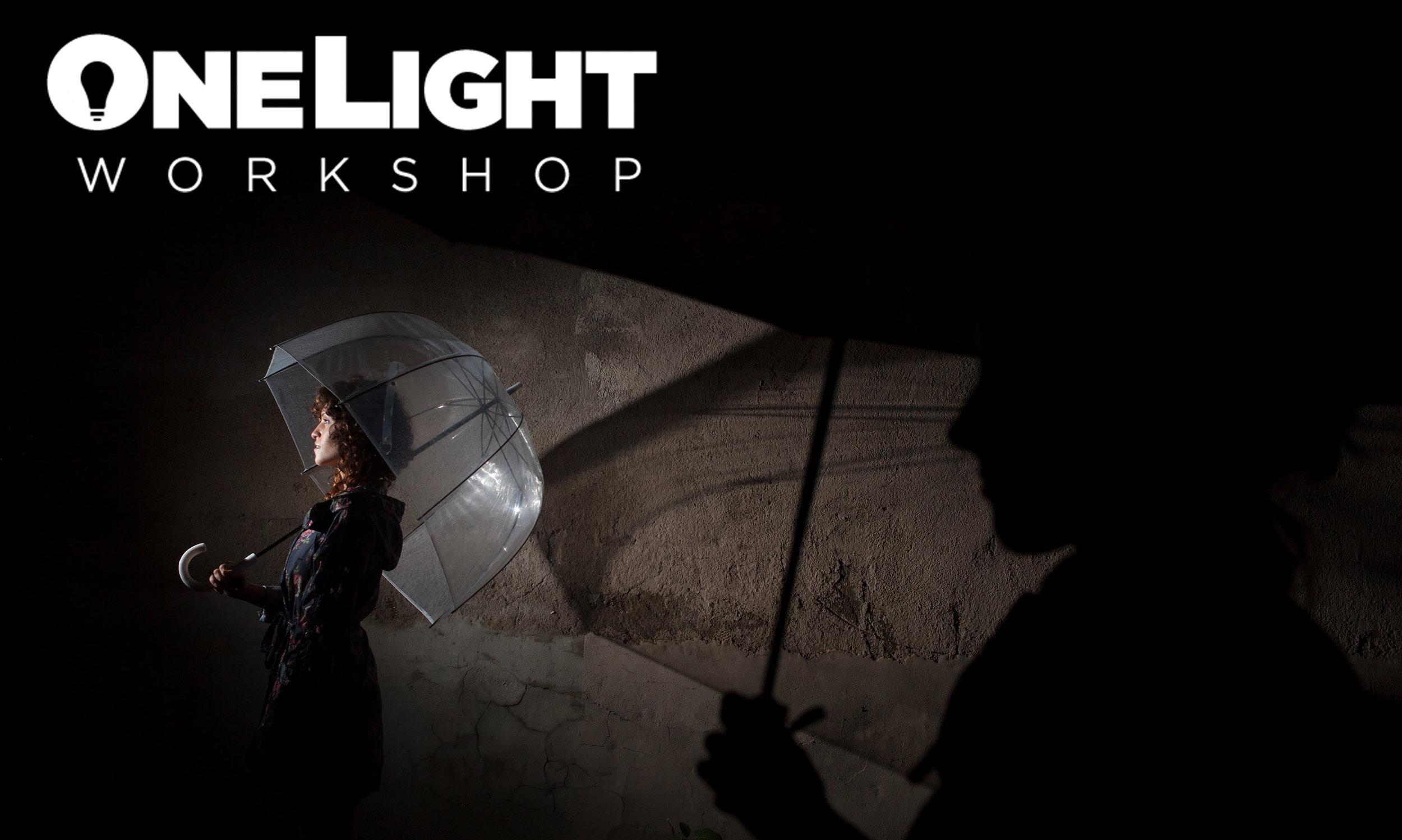 The OneLight Workshop