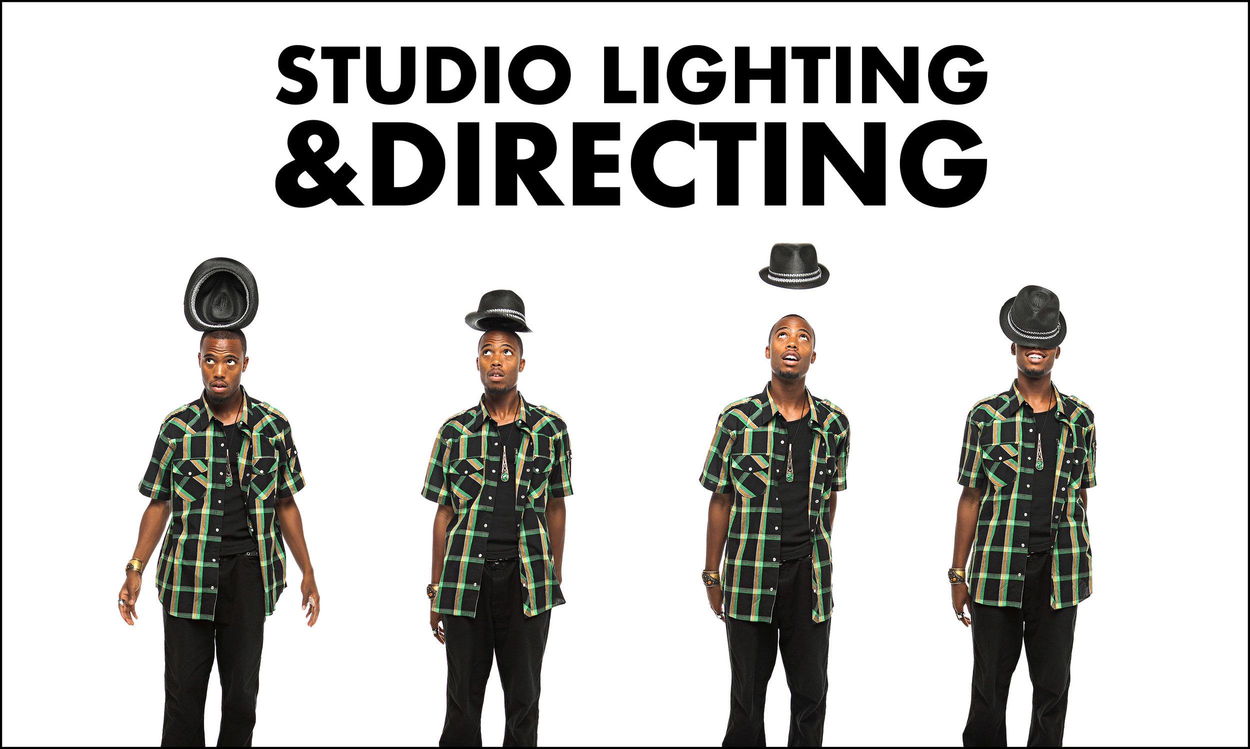 Studio Lighting and Directing Workshop