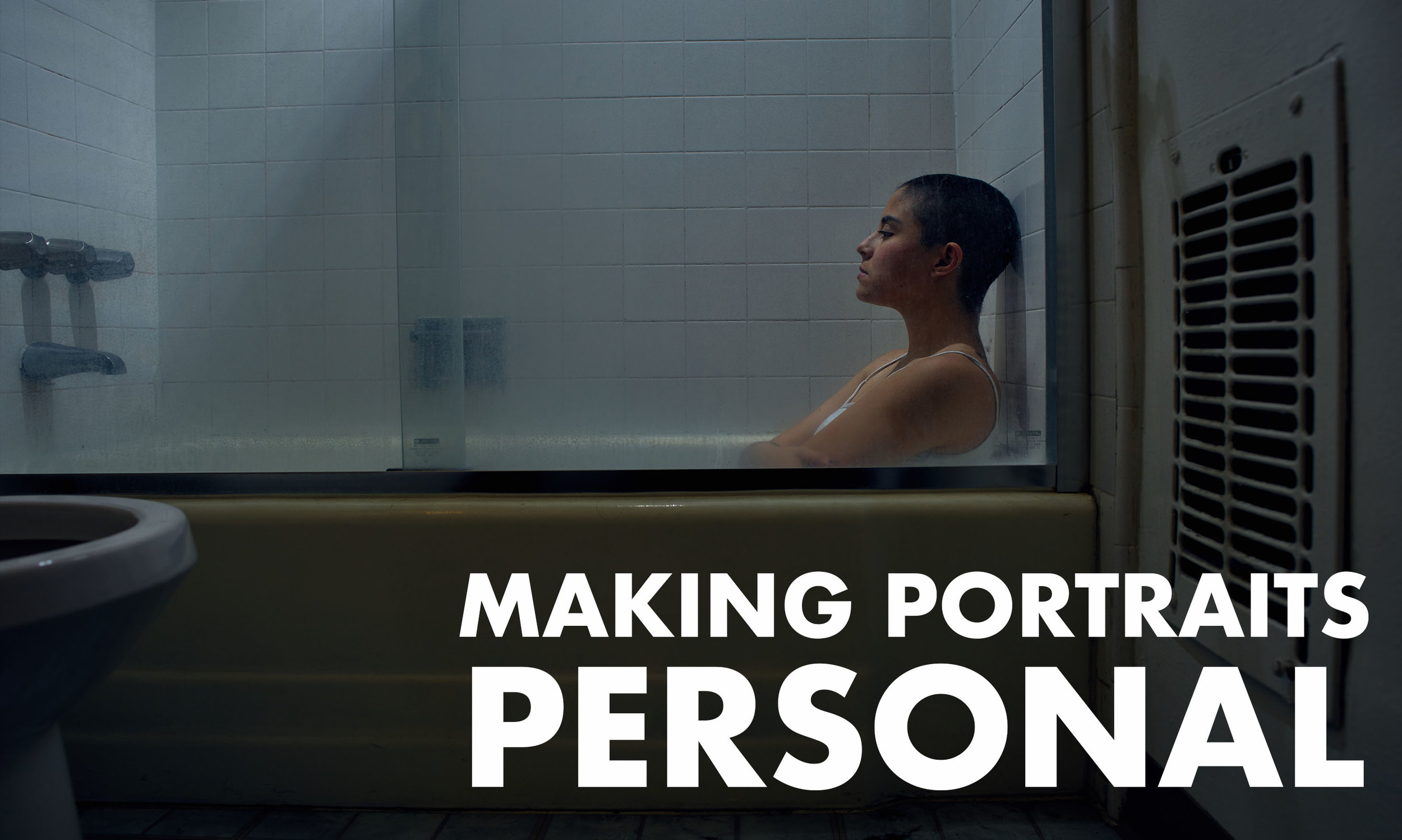 Personal Portraits Workshop