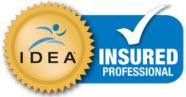 The Pilates Salon instructors are IDEA insured professionals.