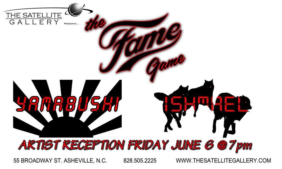 Yamabushi and Ishmael: The Fame Game