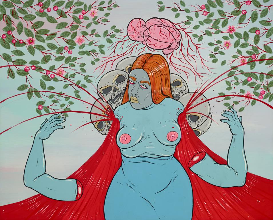 The Armless Maiden - w/ Alli Good
