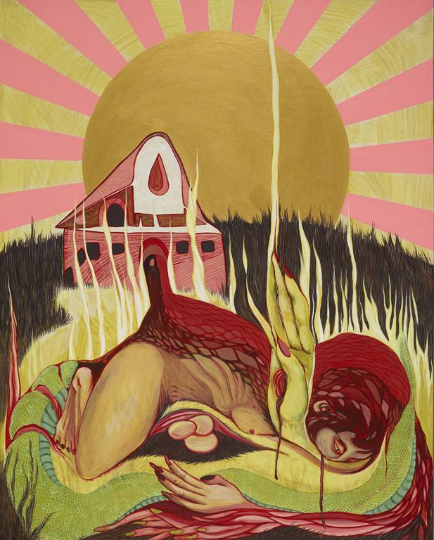 The Snake Lover - w/Sarah Cavalieri