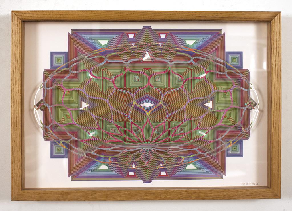 Undulating Faberge Ovum2 - $800
