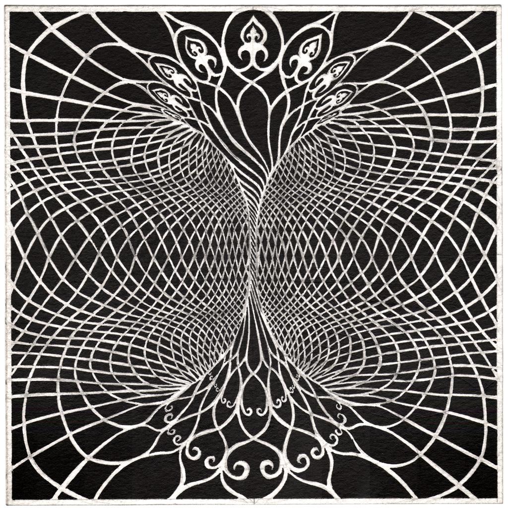 Cymatic Donut Lattice Interior 2 - $300