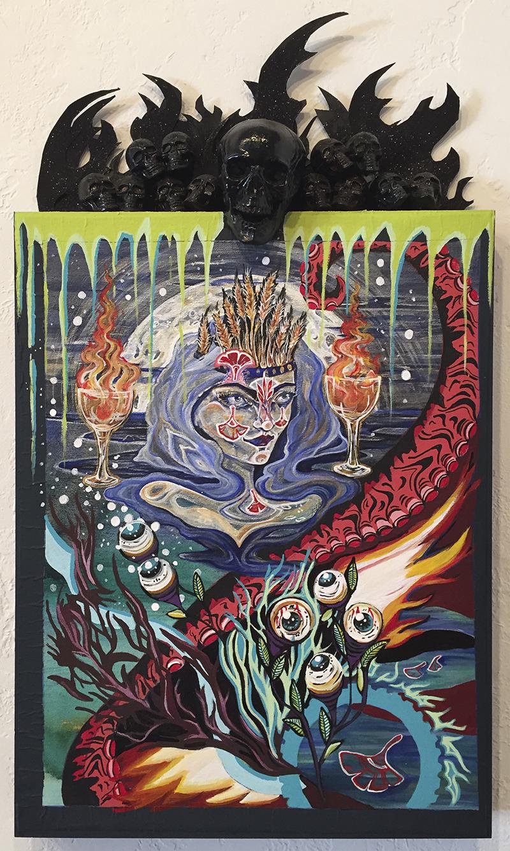 Mirage of Salvation - w/Amanda Seckington - $600