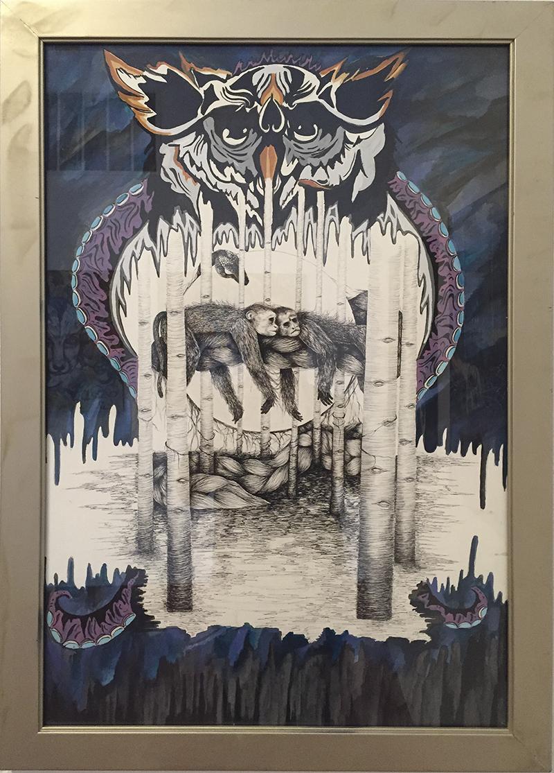 Encroaching Deadlands - w/Marissa Zarrabzadeh - $600