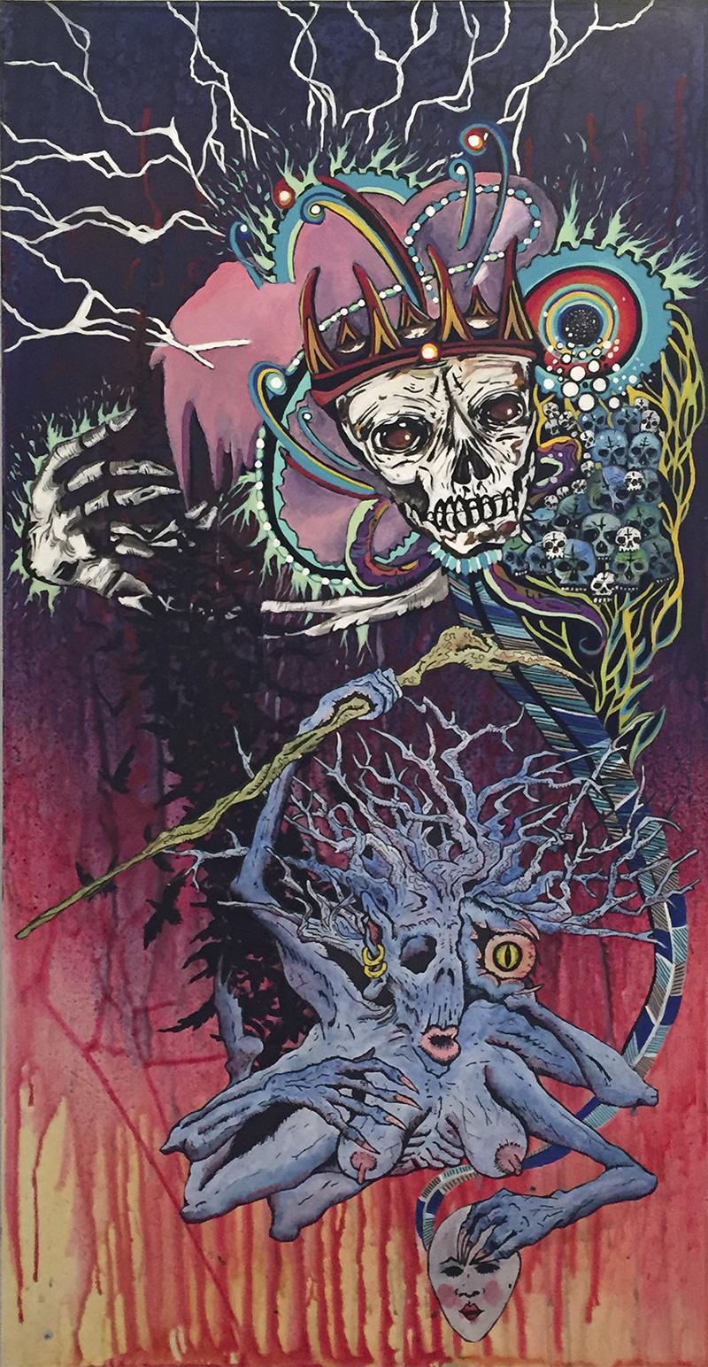 You Worship Your Own Demise - w/Jason Krekel - $700