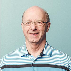 Ed Hahn, Hospital Chaplain