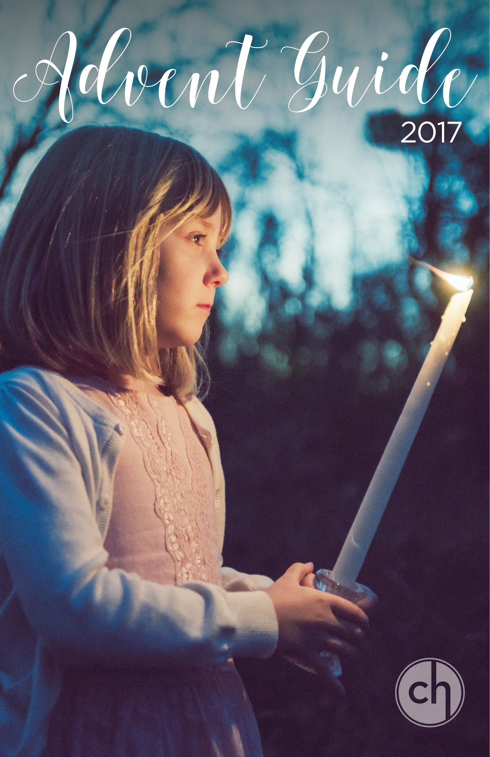 Click here  for a digital version of the Advent Guide.