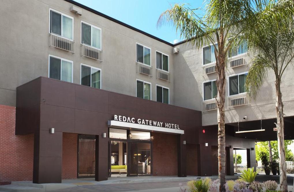 redac gate hotel -